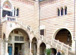 Cortile Mercato Vecchio e Scala della Ragione