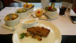 Example dinner set