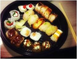 Takai Sushi Bar e Metromania
