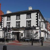 The Hoghton Arms Pub
