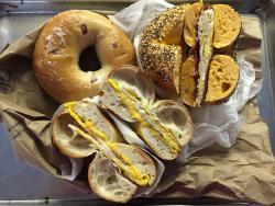 All About Bagels & More