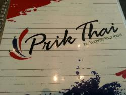 Prik Thai Restaurant