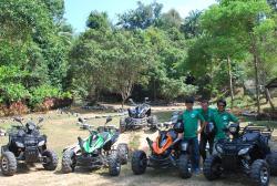 ATV Borneo