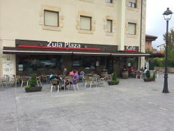 Zuia Plaza Kafe