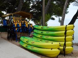 Kayak Brela