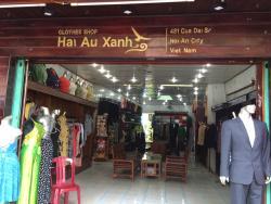 Hai Au Xanh Clothes shop