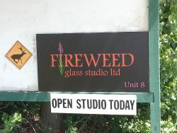 ‪Fireweed Glass Studio‬