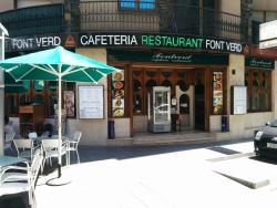 Restaurant Font Vert