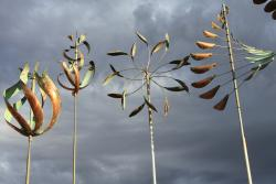 Kinetic Wind Sculptures