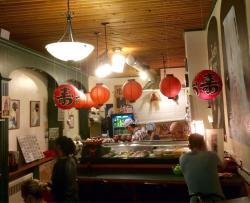 Kurama Sushi Japanese Restaurant