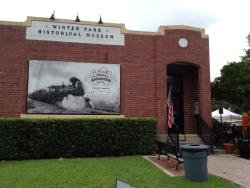 ‪Winter Park Historical Museum‬