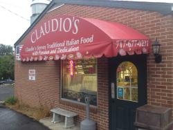 Claudio's Pizza