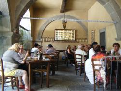Sala del porticato