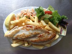 Awesome Fish 'n' Chips
