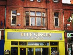 Blue Ginger Cafe Restaurant