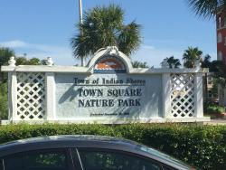 Indian Rocks Beach Nature Preserve