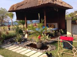 Amertha Bali Beachfront Restaurant