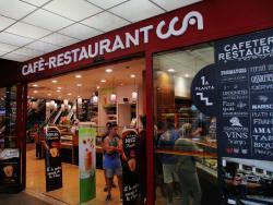 Cafeteria Self-Service CCA