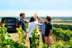 Vine Escape Champagne Discovery Tour