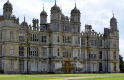 ‪Burghley House‬