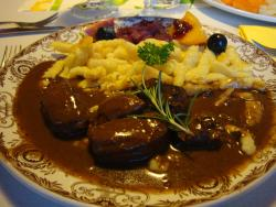 Berg Restaurant Alpenrösli