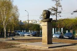 Monument to Yuriy Gagarin