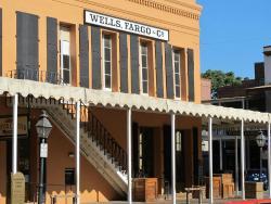 Wells Fargo History Museum Old Sacramento