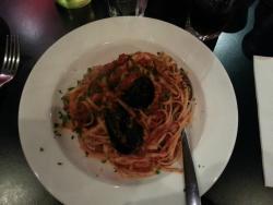 The Red Zucchini