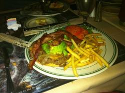The sacred KOBE beef burger