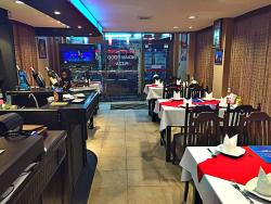 Champagne Italian and Indian Cuisine