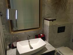 Good bathroom amentities