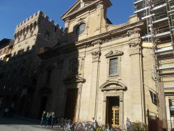 Eglise Santa Trinita