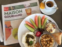Cafe Sfouf