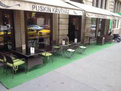 PUSKIN Cafe and Restaurant