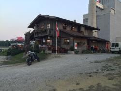 Barndorferhutte