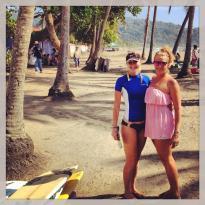 Tico Surf Lessons