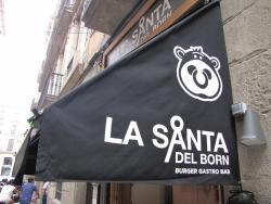 La Santa del Born