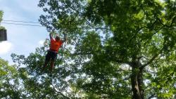 Tree Tops High Ropes Course