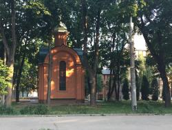 Chapel of the Holy Great Martyr George the Victorious of Avraamiyev Saviour Monastery