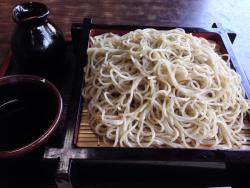 Homemade Soba Furuta