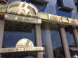 The New Al-Quds Restaurant