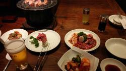 Cala charcoal grilled meat Tsukuba