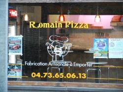 Romain Pizza