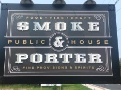 Smoke and Porter Public House