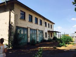 US Depot Kaserne alter Flughafen Giessen Fliegerhorst