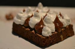 Brownie bombon