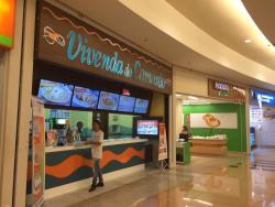 Vivenda do Camarao -  Shopping Analia Franco