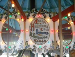 West Endicott Park Carousel