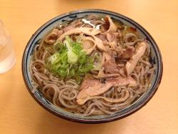 Soba restaurant Yoshitei