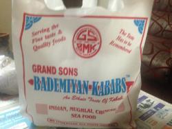 Grandsons Bade Miyan Kababs